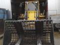 cazo instalado en maquina